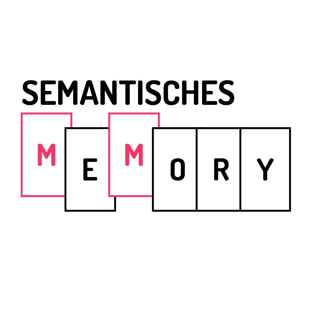 Logo Semantisches Memory