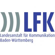 Logo der Landesanstalt für Kommunikation Baden-Württemberg
